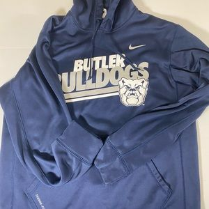 Butler Bulldogs Therma Fit Sweatshirt Size Medium